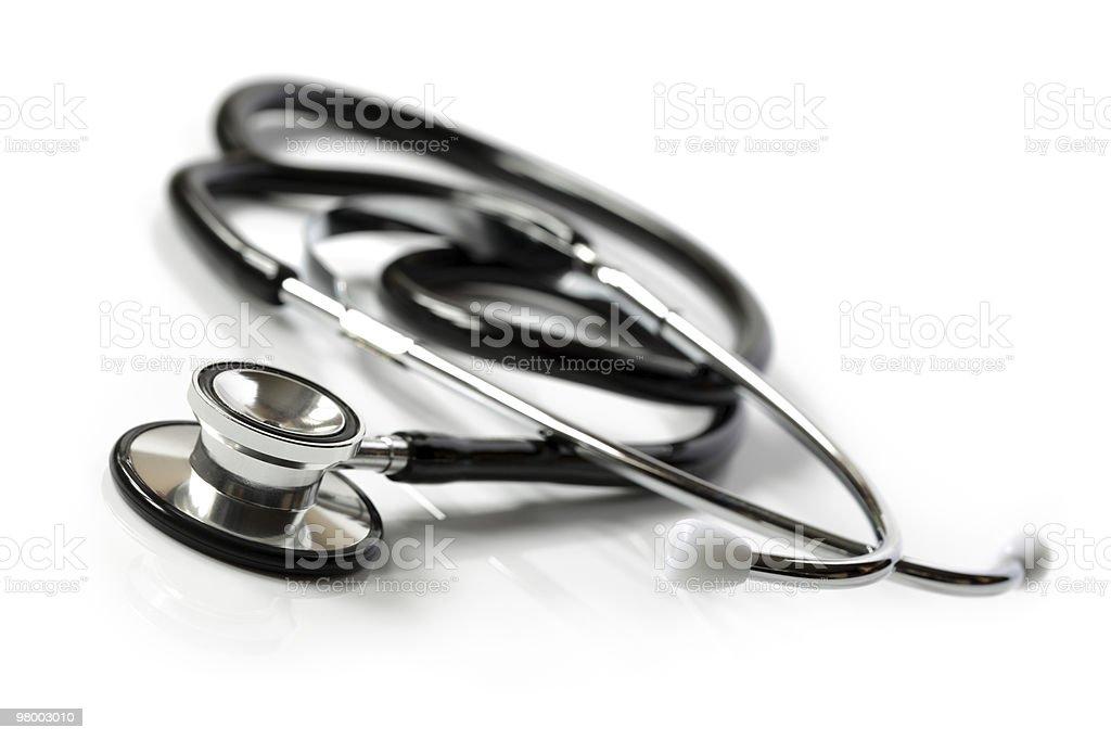 Stethoscope royalty free stockfoto
