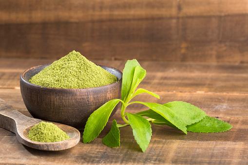 extracto seco de stevia
