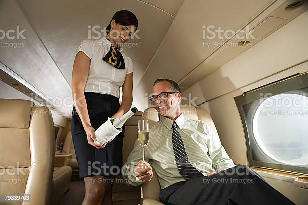 Stewardess geile Stewardess