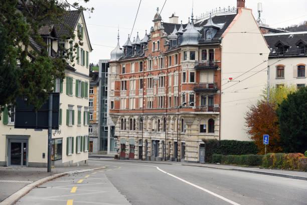 St.Gallen stock photo