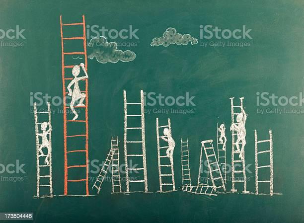 Stick figure climbing ladder to success picture id173504445?b=1&k=6&m=173504445&s=612x612&h=  8ft2satb tq8se wkqgcatvpyqer9xhpg9xu7 q1q=