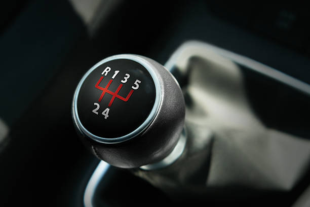 Stick shift Detail of Stick shift. SEE my other pictures from my
