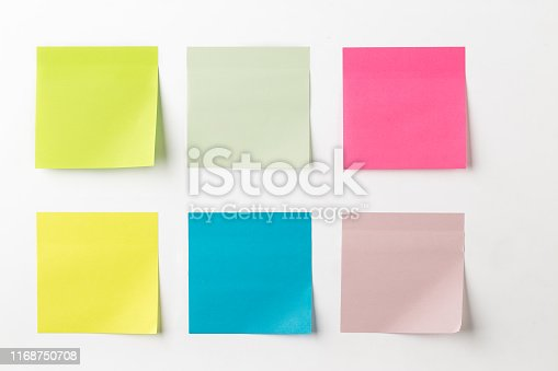 stickers, colored, isolated, white background