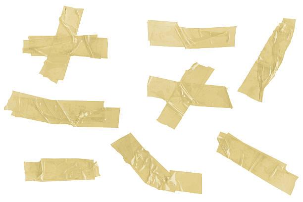 sticky masking tape strips - remmar godis bildbanksfoton och bilder