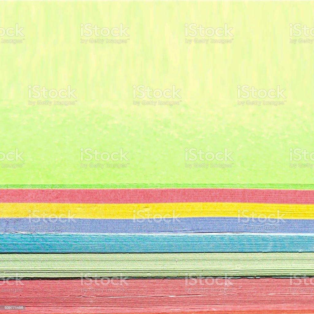 Sticky Note. Stock image. stock photo