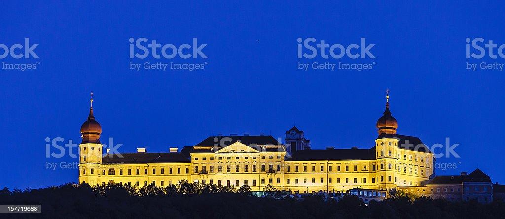 Stift Göttweig, Wachau, Austria royalty-free stock photo