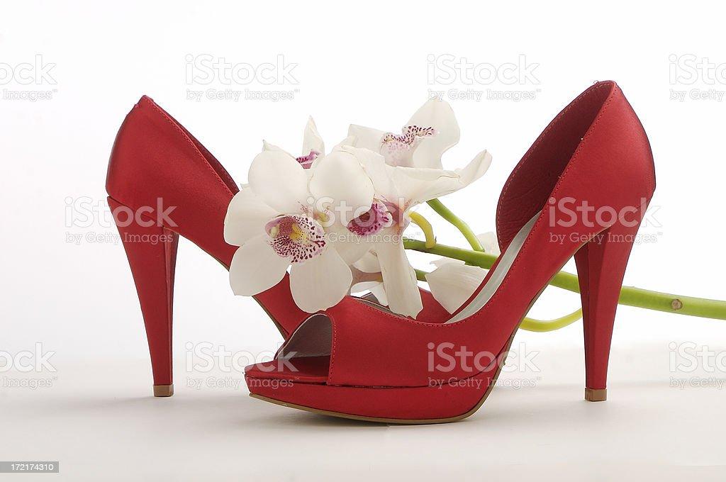 Stiletto Heels Series royalty-free stock photo