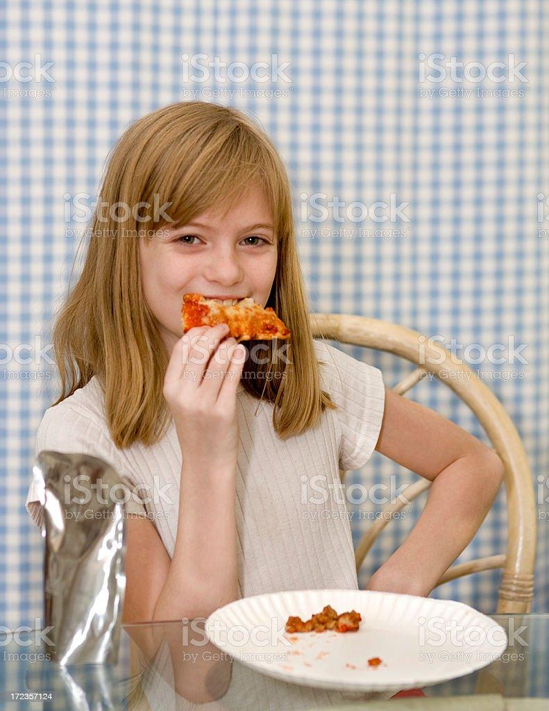 I still don't like sausage royalty-free stock photo