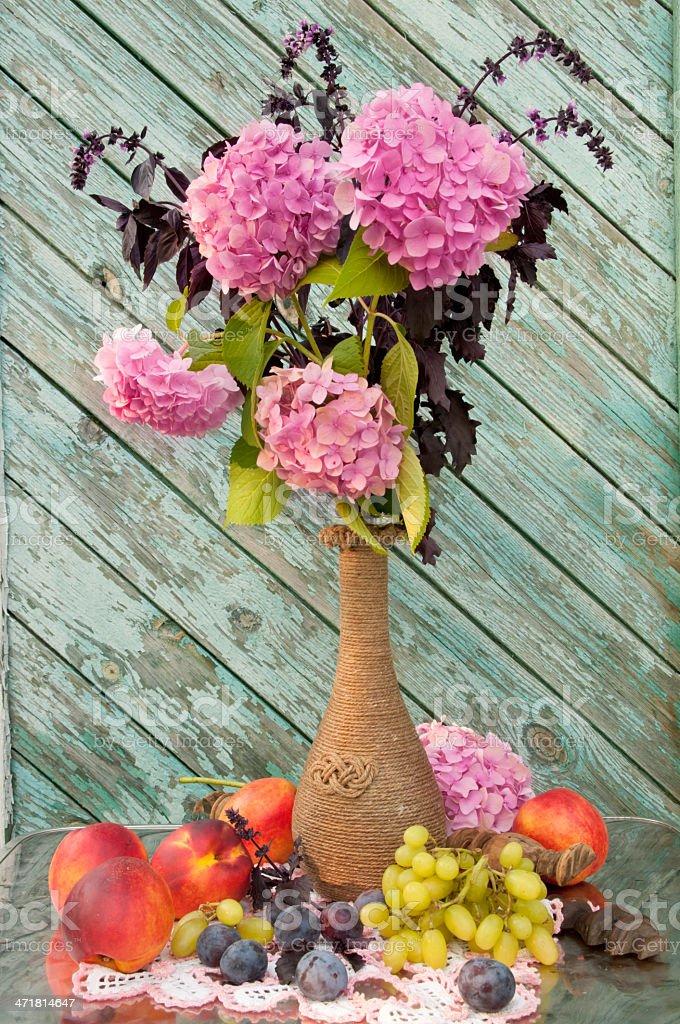 still life bouquet royalty-free stock photo