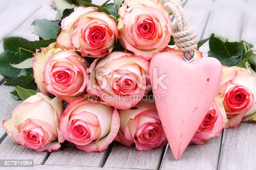 istock Still life for Mothers Day 627914964