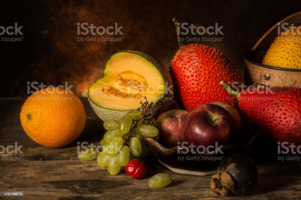 still life fruit stock photo