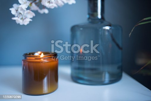 USA, Candle, Fashion, Pattern, Apartment