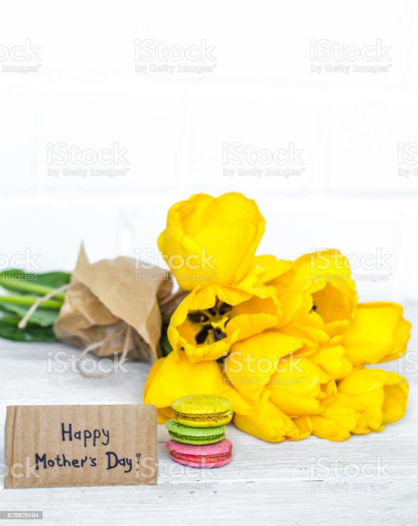 Natürmort anneler günü royalty-free stock photo