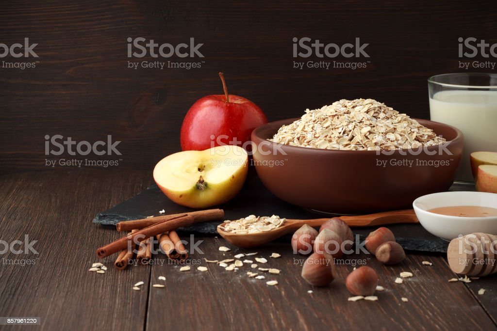 Dieta con avena y canela