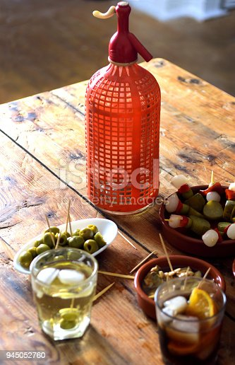 istock still life of typical spanish and italian snack 945052760