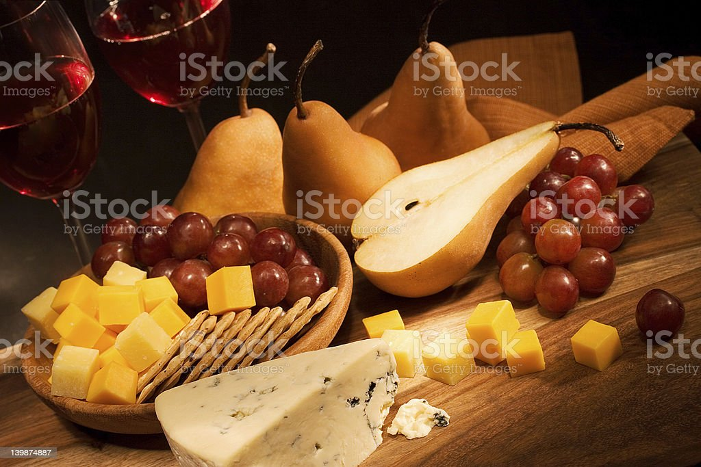 Still life with cheese royalty-free stock photo