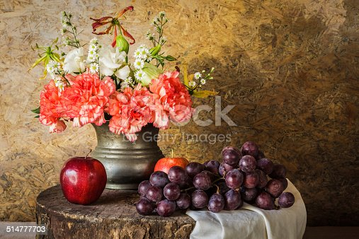 istock Still life with Fruits. 514777703