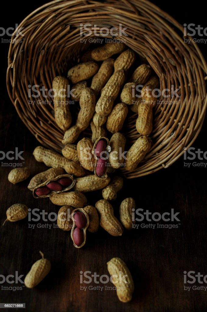 Still life with nuts. foto de stock royalty-free