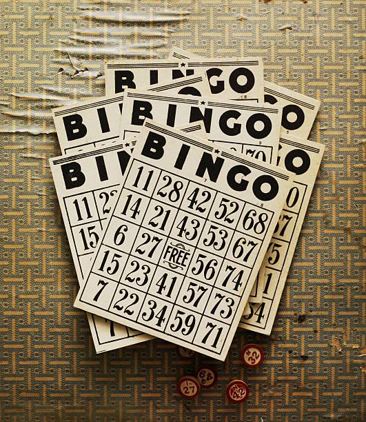 Still Life-Retro Bingo Cards圖像檔