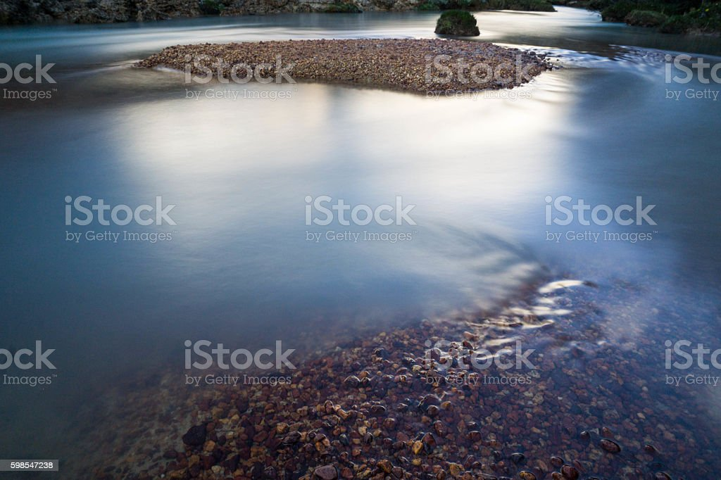 still mountain river photo libre de droits
