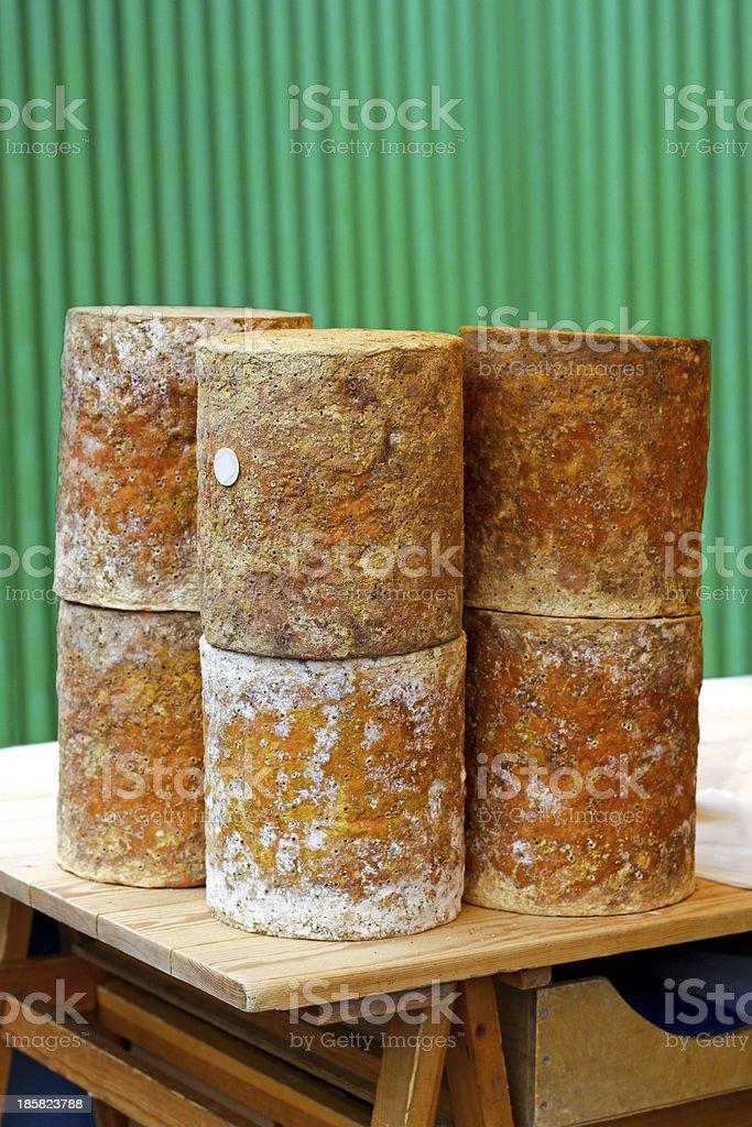 Stilton cheese royalty-free stock photo