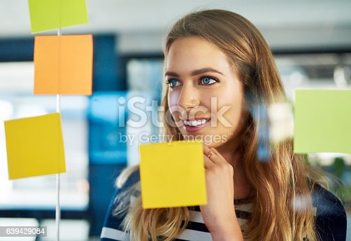639428672istockphoto Stimulating creativity with a brainstorming session 639429084