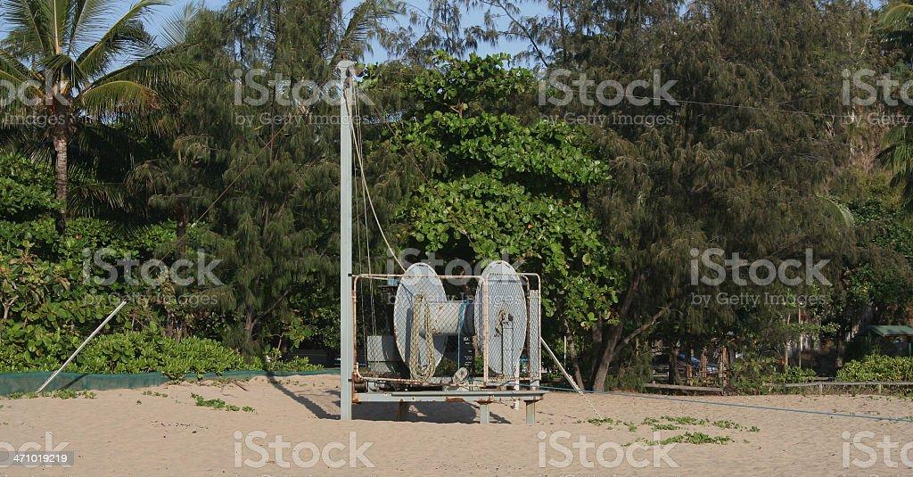 stinger encloser reel stock photo
