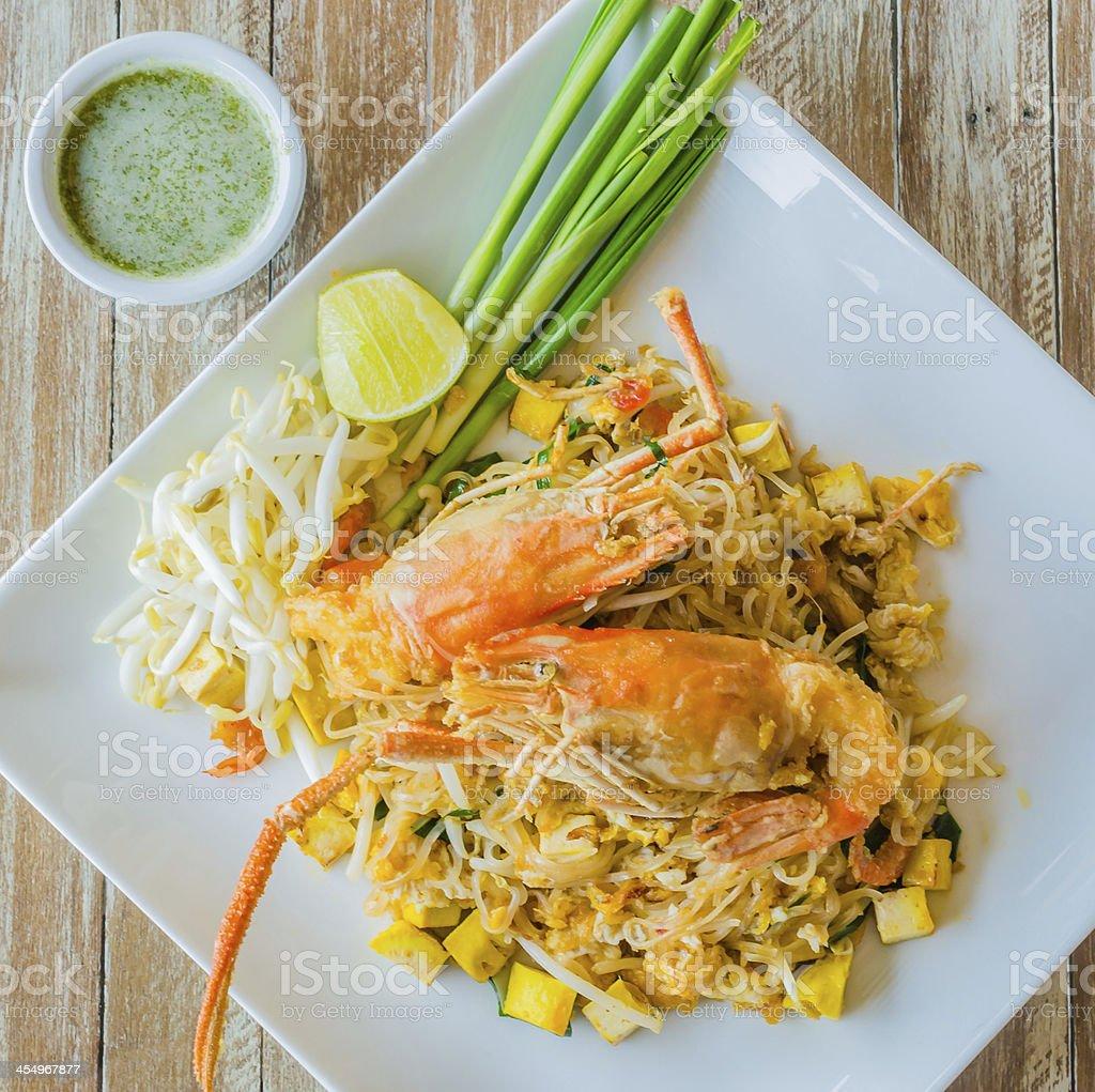 Stir Thailand royalty-free stock photo
