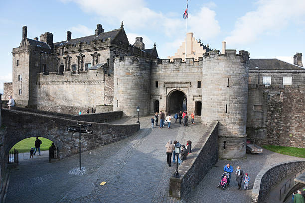 Stirling Castle  theasis stock pictures, royalty-free photos & images