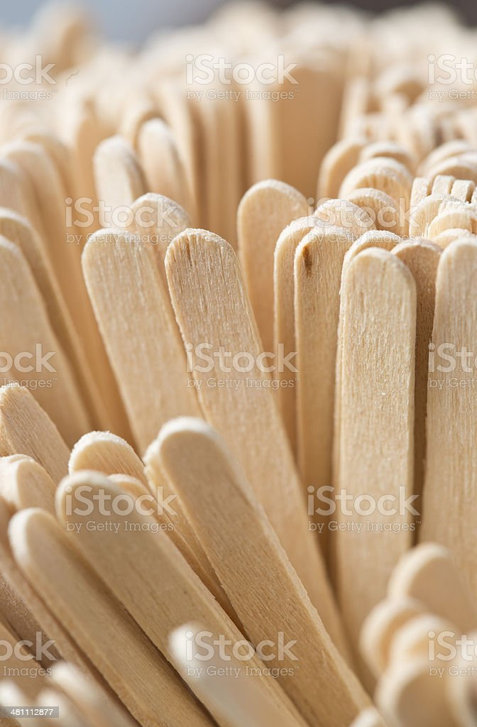 stirring rod stock photo