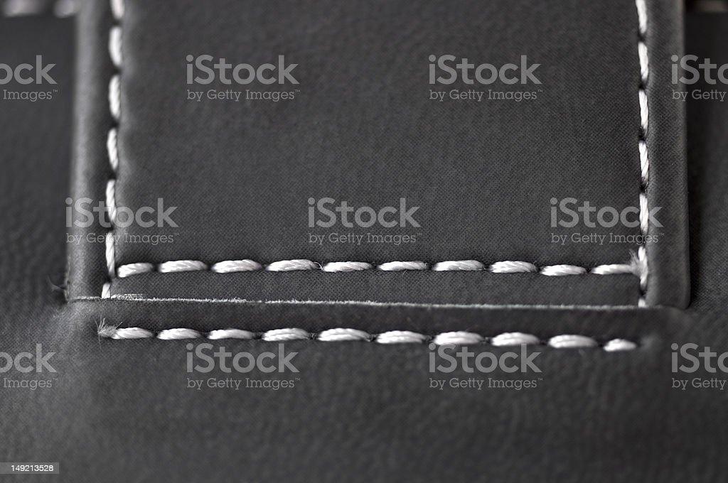 Stitches royalty-free stock photo