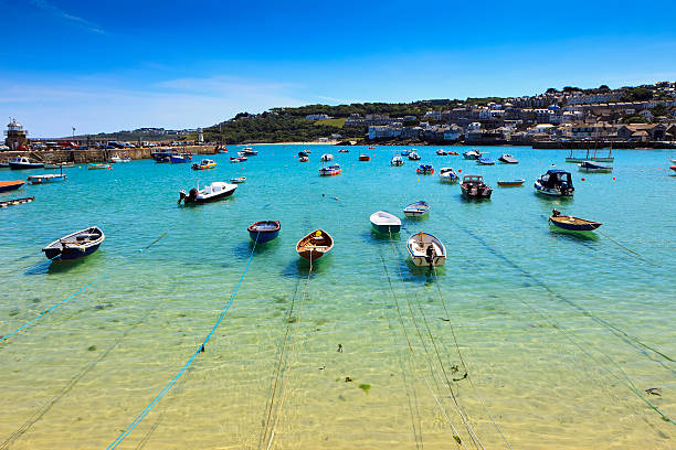 St.Ives harbor - Photo