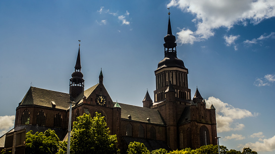 St.-Marien-Kirche in Stralsund
