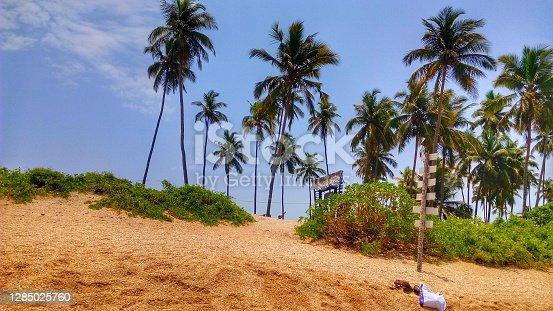 istock St.Marys Island, Malpe, Udupi, India tourism 1285025760