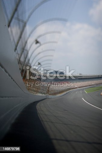 173015172 istock photo Stock car race track. 146879798