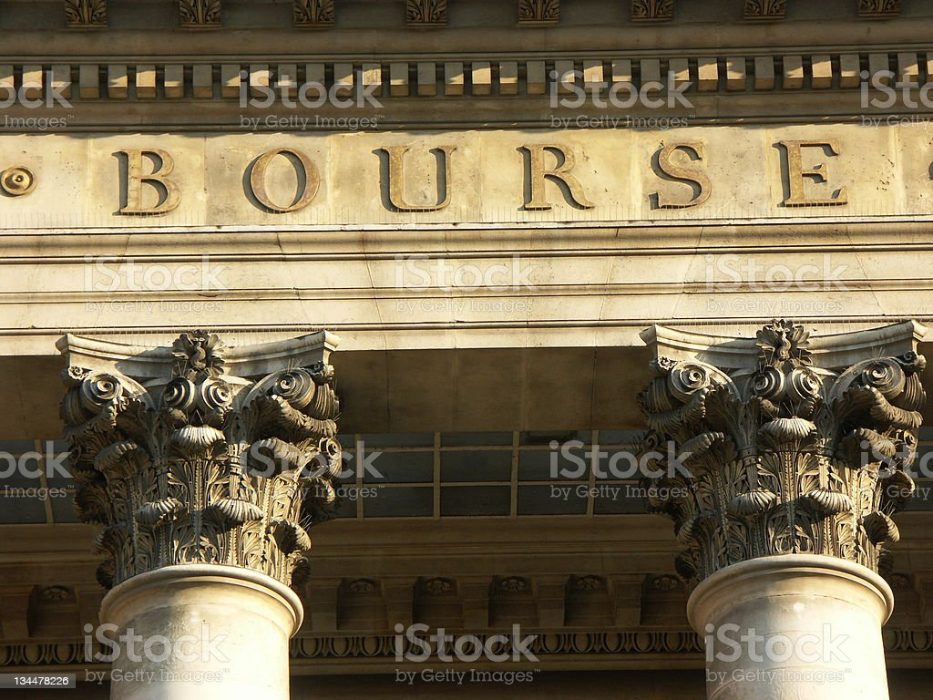 Bourse de Paris - Photo