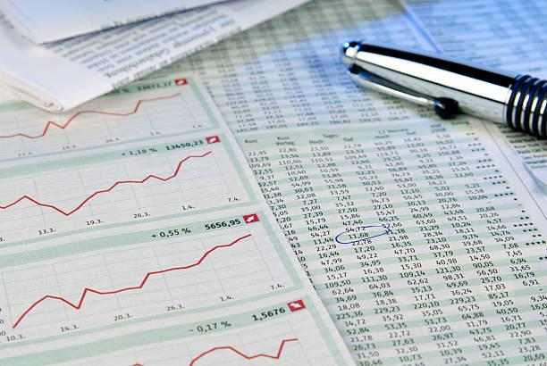 Stock Exchange - foto stock
