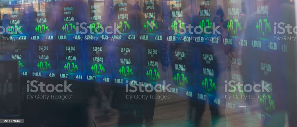 Stock Bourse - Photo