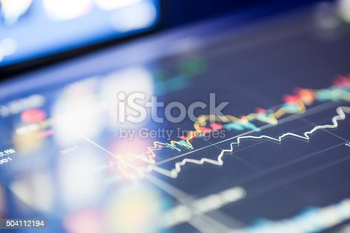 istock stock  graphy on screen 504112194