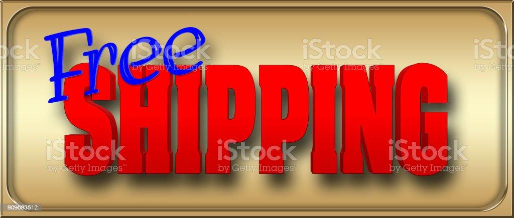 Photo Libre De Droit De Illustration De Stock Livraison