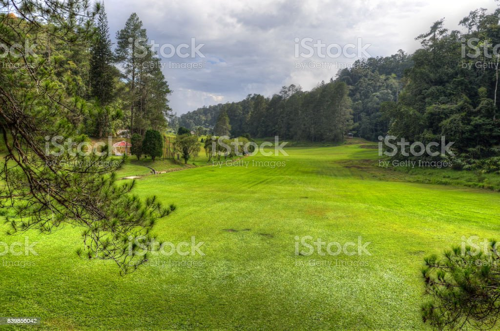 Stock image of Fraser's Hill, Malaysia stock photo