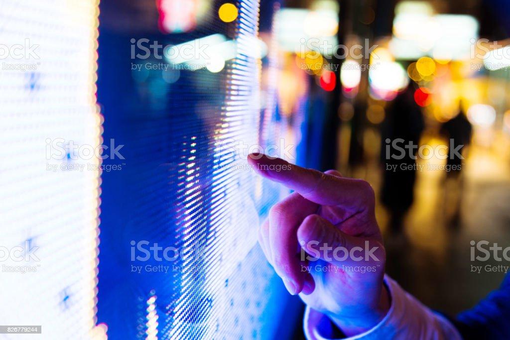 Analysieren Stock market – Foto