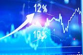 istock Stock Market Concepts 867264440