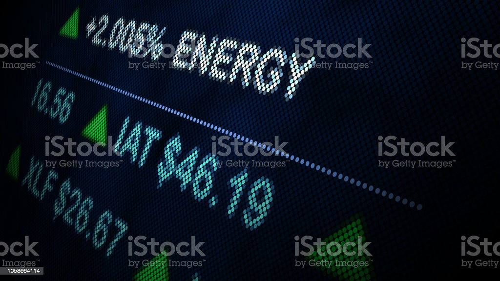 Stock market - foto stock