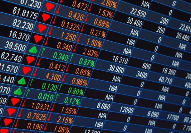 Stock market-Angebote – Foto