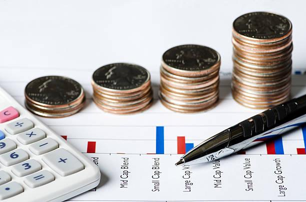Stock Options stock photo
