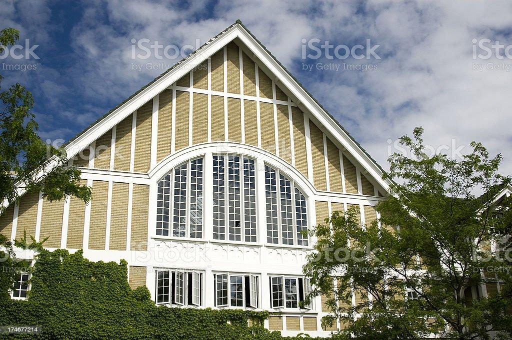 Stock Pavilion University of Wisconsin-Madison stock photo