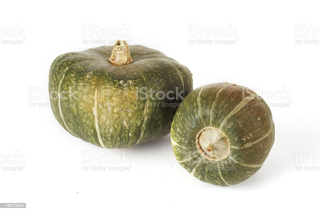 Stock Photo of Buttercup Squash stock photo