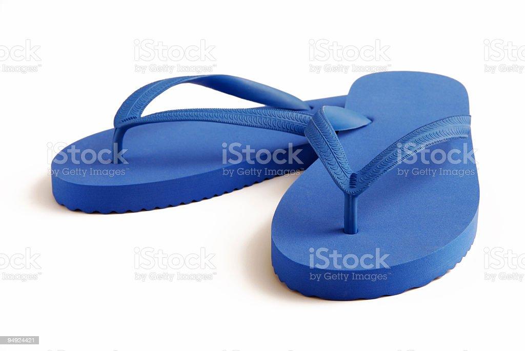 Stock Photo Sandals royalty-free stock photo