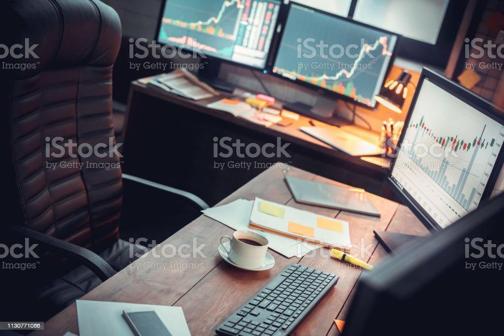 金融 トレーダー